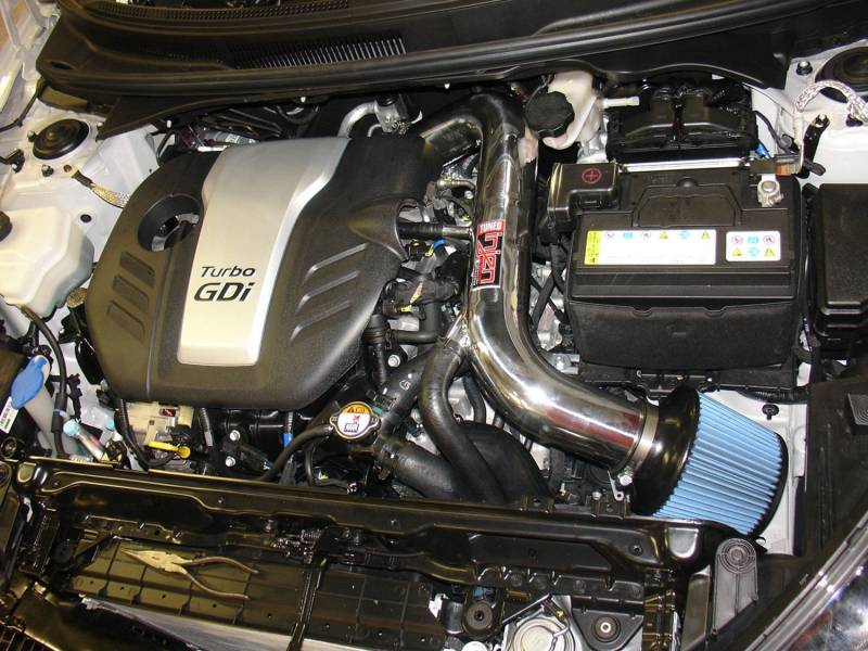 IS1341BLK - Injen IS Short Ram Cold Air Intake System Black