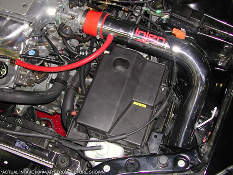 Rd1660p Injen Rd Cold Air Intake System Polished Injen Technology