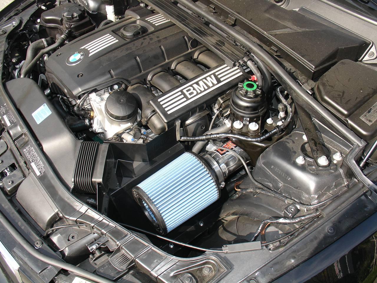 SP1121P - Injen SP Short Ram Cold Air Intake System Polished | Injen