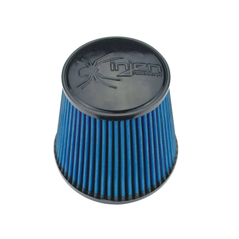 Injen Technology X-1021-BR Black and Red 3.5 High Performance Air Filter