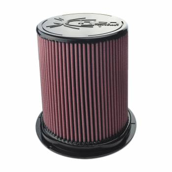 Injen Technology - Injen Technology 8-Layer Oiled Cotton Gauze Air Filter - X-1113-BR