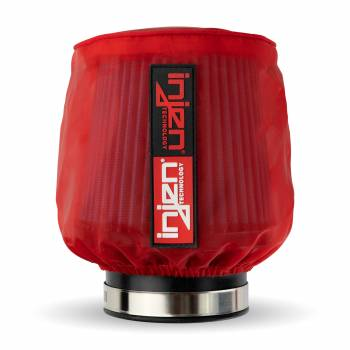 Injen Technology - Injen Hydroshield (Red) - 1035RED Fits Filters X-1010, X-1011, X-1017, X-1020, X-1024