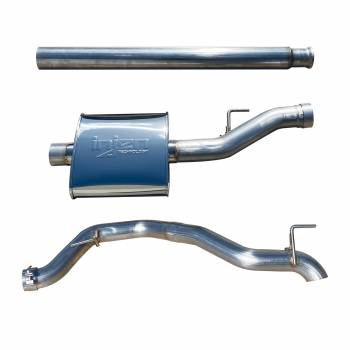 Injen Technology - Injen Single Exit High Tuck Exhaust System - SES5007