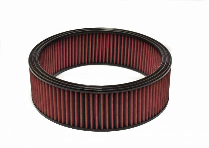 Injen Technology - Injen Technology 8-Layer Oiled Cotton Gauze Air Filter - X-1091-BR