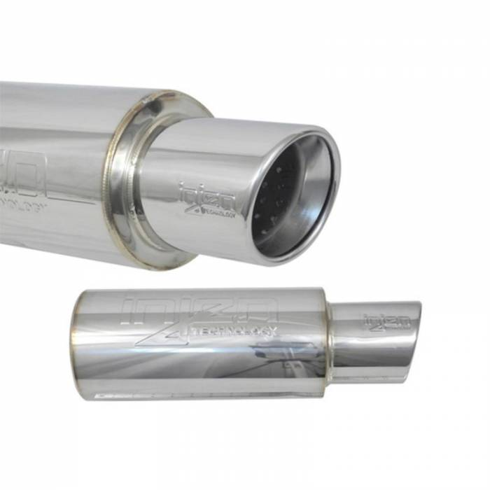 Injen Technology - Injen 60MM Universal Muffler