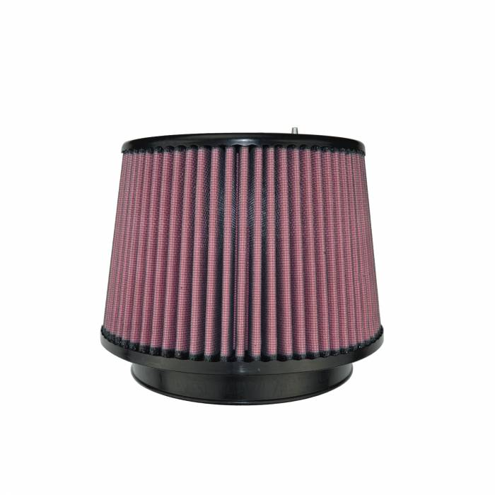 Injen Technology - Injen Technology 8-Layer Oiled Cotton Gauze Air Filter - X-1065-BR