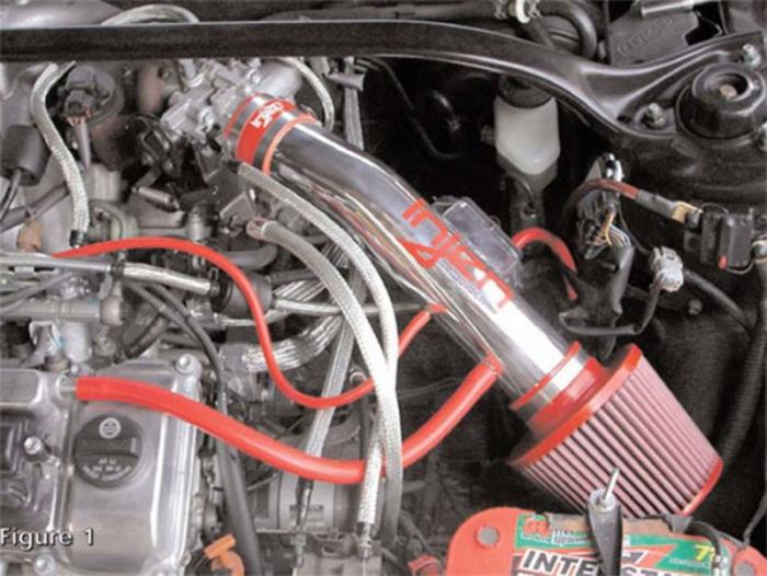Injen Technology - Injen IS Short Ram Cold Air Intake System (Polished) - IS2030P - Image 2