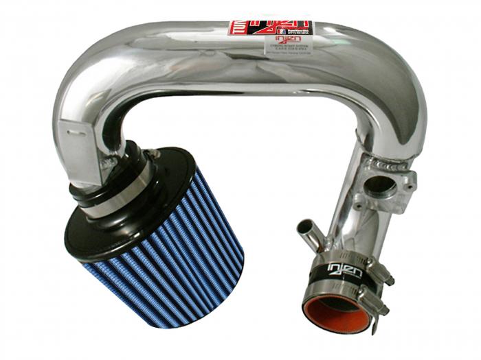 Injen Technology - Injen IS Short Ram Cold Air Intake System (Polished) - IS2105P