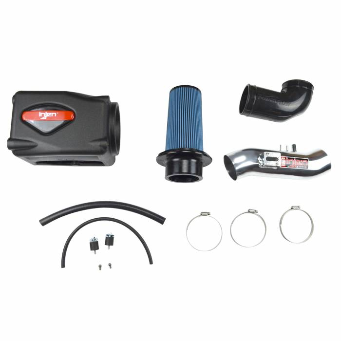 Injen Technology - Injen PF Cold Air Intake System w/ Rotomolded Air Filter Housing (Polished)
