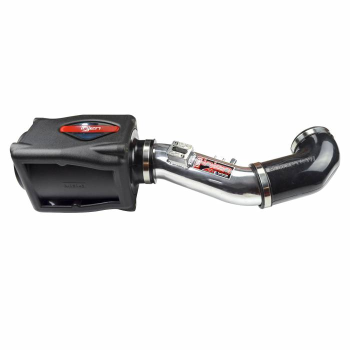 Injen Technology - Injen PF Cold Air Intake System w/ Rotomolded Air Filter Housing (Polished) - PF2019P