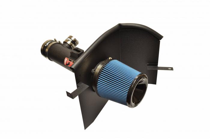 Injen Technology - Injen PF Cold Air Intake System (Wrinkle Black) - PF1953WB