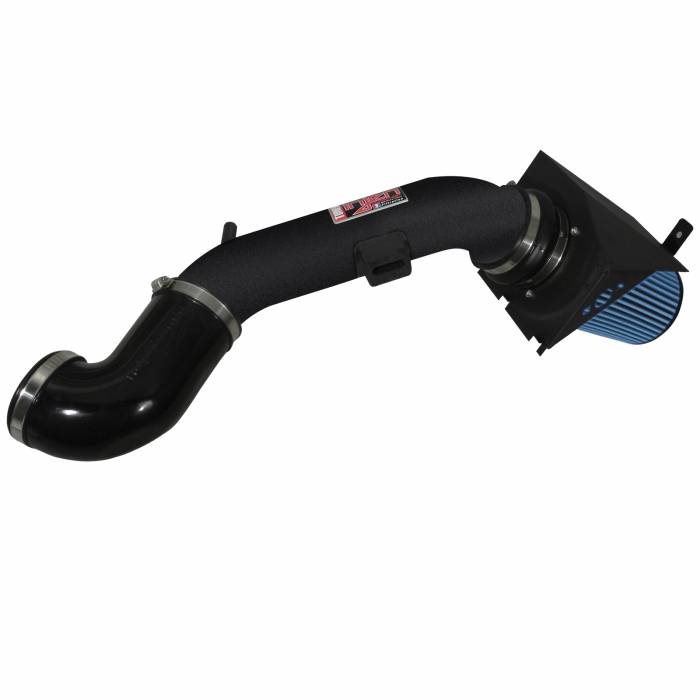 Injen Technology - Injen PF Cold Air Intake System (Wrinkle Black) - PF9011WB