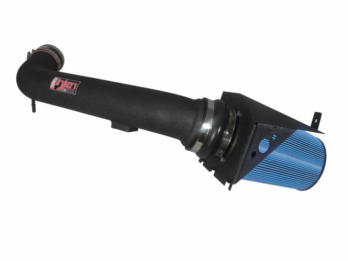 Injen Technology - Injen PF Cold Air Intake System (Wrinkle Black) - PF9014WB