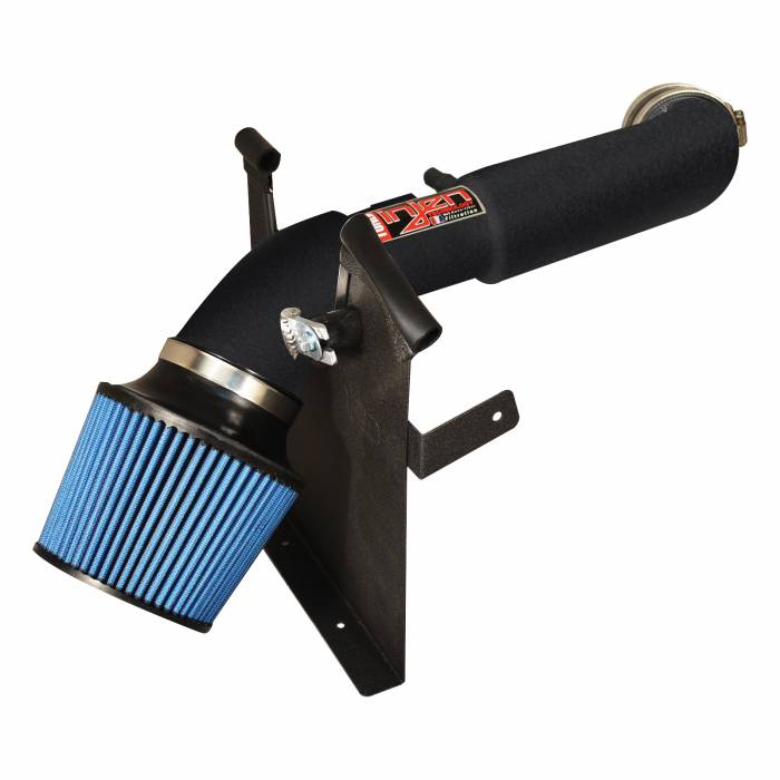Injen Technology - Injen PF Cold Air Intake System (Wrinkle Black) - PF9070WB