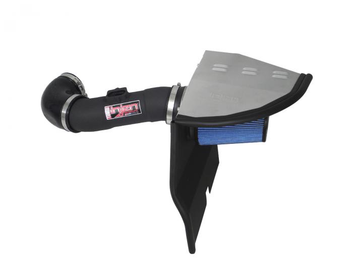 Injen Technology - Injen PF Cold Air Intake System (Wrinkle Black) - PF7011WB