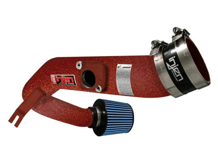 Injen Technology - Injen RD Cold Air Intake System (Wrinkle Red) - RD1200WR