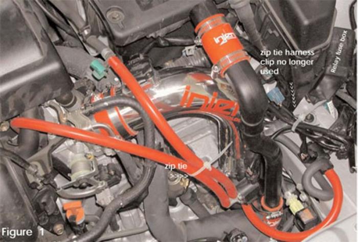 Injen CARB Legal IS Short Ram Air Intake Kit 2000-2004 Toyota Celica GT 1.8L