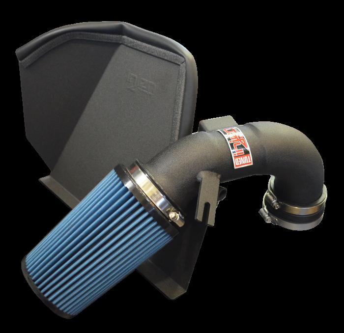 Injen Technology - Injen SP Short Ram Cold Air Intake System (Wrinkle Black) - SP1123WB
