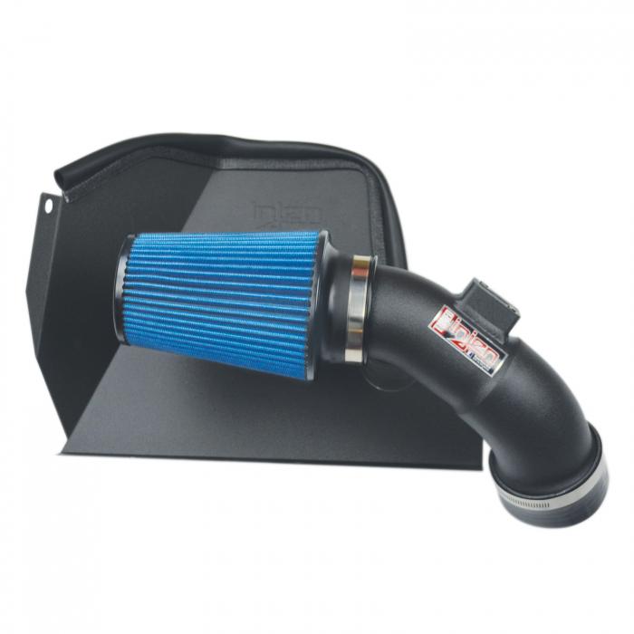 Injen Technology - Injen SP Short Ram Cold Air Intake System (Wrinkle Black) - SP1129WB