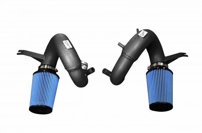 Injen Technology - Injen SP Short Ram Cold Air Intake System (Wrinkle Black) - SP1350WB