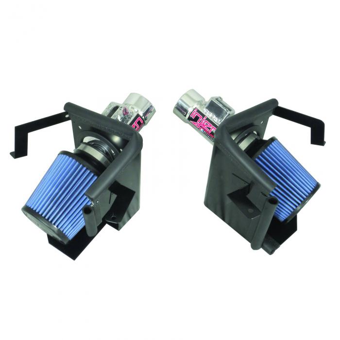 Injen Technology - Injen SP Short Ram Cold Air Intake System (Polished) - SP1961P