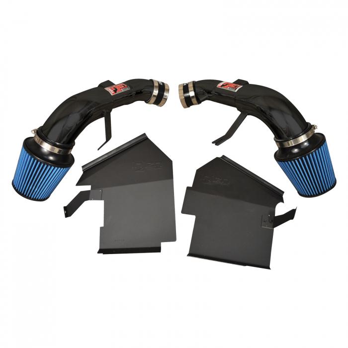 Injen Technology - Injen SP Short Ram Cold Air Intake System (Black) - SP1999BLK