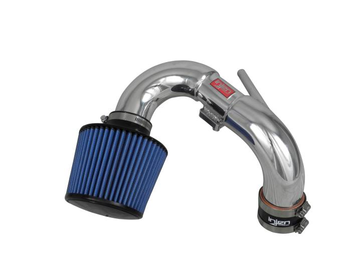 Injen Technology - Injen SP Short Ram Cold Air Intake System (Polished) - SP2090P