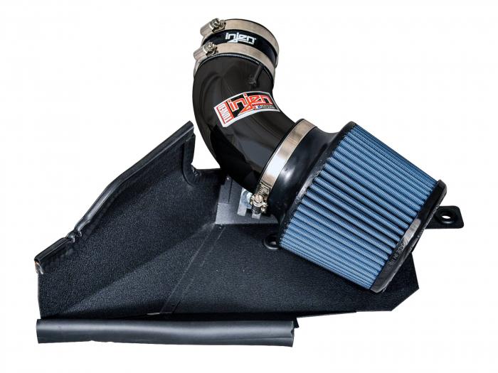 Injen Technology - Injen SP Short Ram Cold Air Intake System (Black) - SP3010BLK