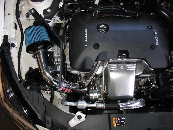 Injen Technology SP7036P Short Ram Air Intake System