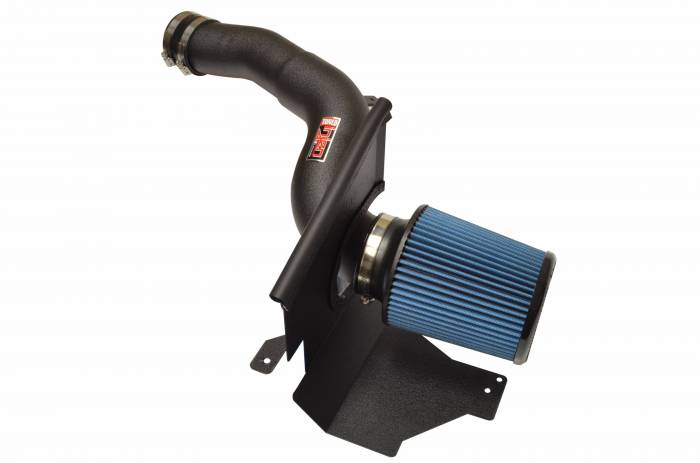 Injen Technology - Injen SP Short Ram Cold Air Intake System (Wrinkle Black) - SP9003WB