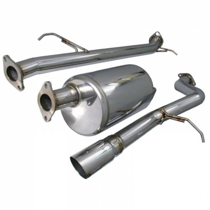 Injen Technology - Injen Performance Exhaust System - SES1726