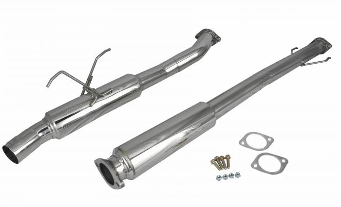 Injen Technology - Injen Performance Exhaust System (Polished) - SES1900P