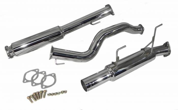 Injen Technology - Injen Performance Exhaust System - SES1902