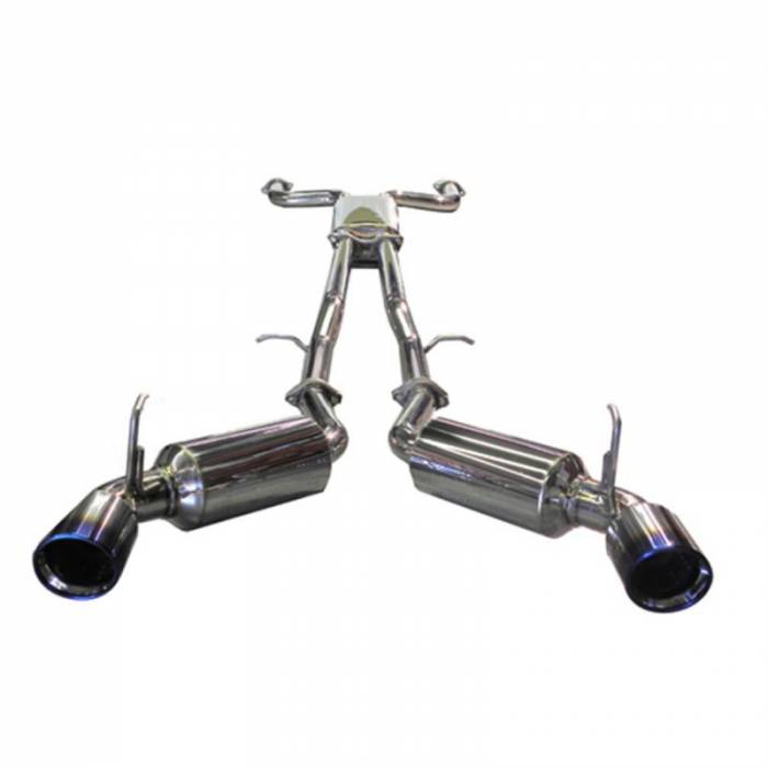 Injen Technology - Injen Performance Exhaust System - SES1987TT