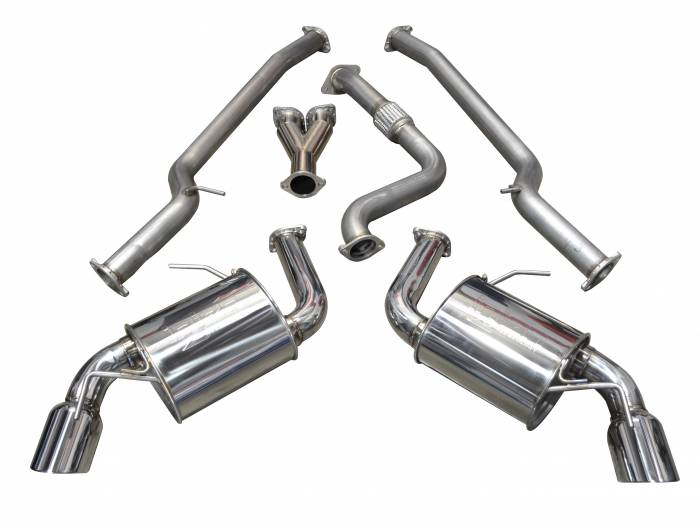 Injen Technology - Injen Performance Exhaust System - SES7300