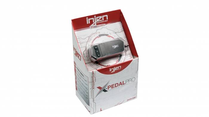 Injen Technology - Injen X-Pedal PRO Throttle Controller - PT0004