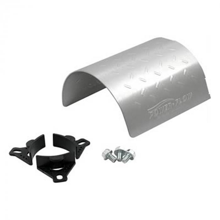 Injen Technology - Injen Universal Diamond Plate Heat Shield (Polished) - HS3600P