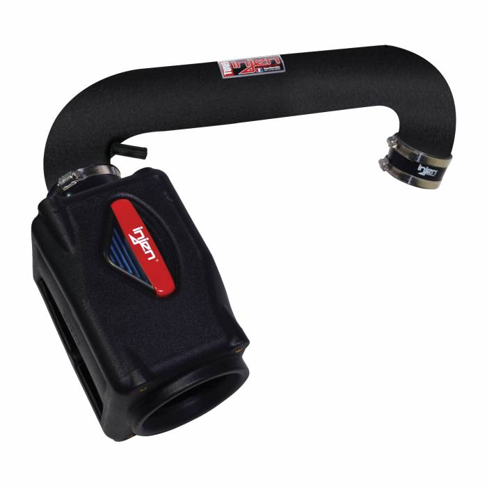 Injen Technology - Injen PF Cold Air Intake System (Wrinkle Black) - PF8051WB
