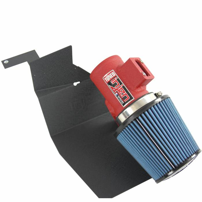 Injen Technology - Injen SP Short Ram Cold Air Intake System (Wrinkle Red) - SP9018WR