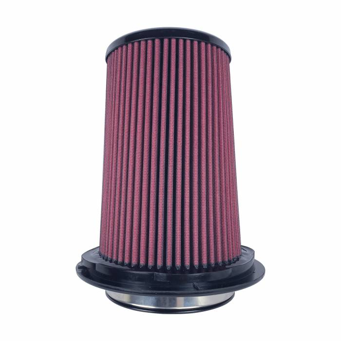 Injen Technology - Injen Technology 8-Layer Oiled Cotton Gauze Air Filter - X-1116-BR