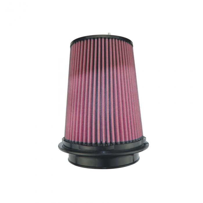 Injen Technology - Injen Technology 8-Layer Oiled Cotton Gauze Air Filter - X-1106-BR