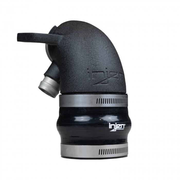 Injen Technology - Injen SES Turbo Inlet Pipe (Black) - SES3078TIP