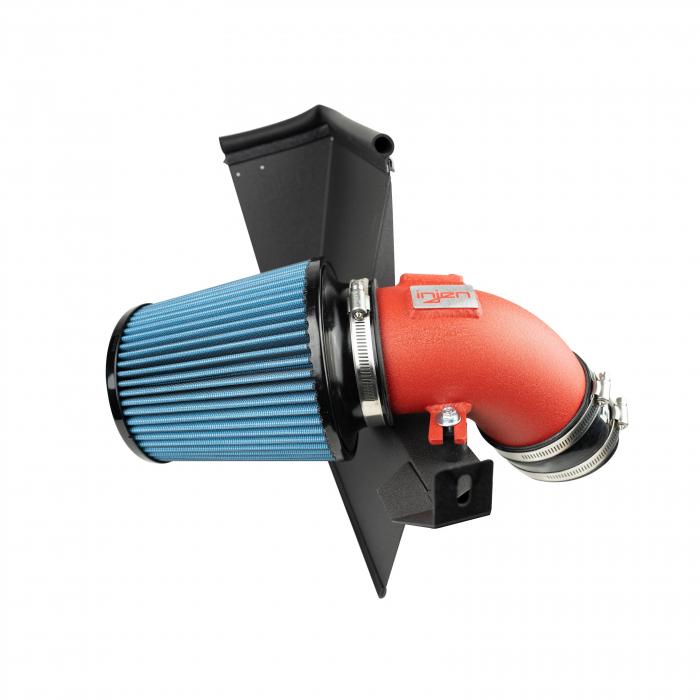 Injen Technology - Injen SP Cold Air Intake System (Wrinkle Red) - SP2300WR