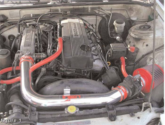 Injen Technology - Injen IS Short Ram Cold Air Intake System (Black) - IS1910BLK