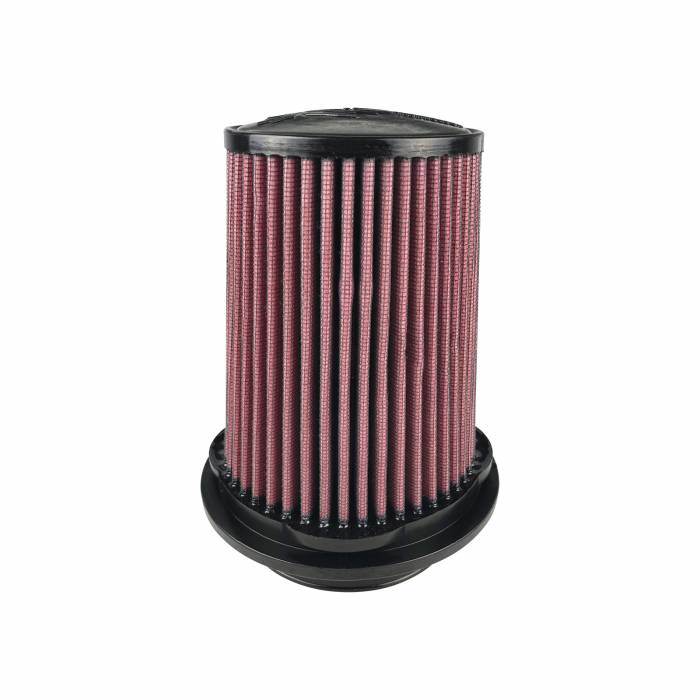 Injen Technology - Injen Technology 8-Layer Oiled Cotton Gauze Air Filter - X-1115-BR