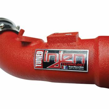Injen Technology - Injen SP Short Ram Cold Air Intake System (Wrinkle Red) - Image 4