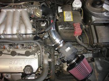 Injen Technology - Injen SP Short Ram Cold Air Intake System (Black) - SP1845BLK - Image 2