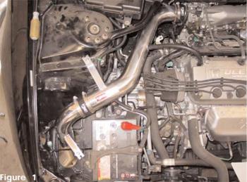 Injen Technology - Injen RD Cold Air Intake System (Polished) - Image 2