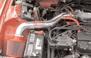 Injen Technology - Injen IS Short Ram Cold Air Intake System (Polished) - IS1501P - Image 2
