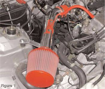 Injen Technology - Injen IS Short Ram Cold Air Intake System (Polished) - IS1550P - Image 2